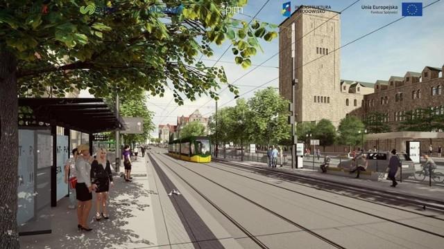 Już wkrótce rozpocznie się kolejny etap Programu Centrum, który obejmuje modernizację ul. Św. Marcin wraz z sąsiednimi ulicami. Spółka Poznańskie Inwestycje Miejskie właśnie ogłosiła przetarg, który ma wyłonić wykonawcę przebudowy ul. Św. Marcin na odcinku od Gwarnej do mostu Uniwersyteckiego wraz z prawoskrętem z ulicy Towarowej.   Zobacz, jak zmieni się ten fragment ulicy --->