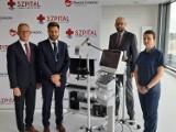 Miasto przekazało szpitalowi specjalistyczny sprzęt. Kosztował 100 tys. zł!