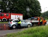 Jastrzębie-Zdrój: karambol na Pszczyńskiej. W poniedziałek zderzyły się trzy samochody. Ranny 46-latek