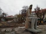 Planty miejskie w Kaliszu. Przy okazji przebudowy zieleńca odzyska blask pomnik Adama Asnyka ZDJĘCIA