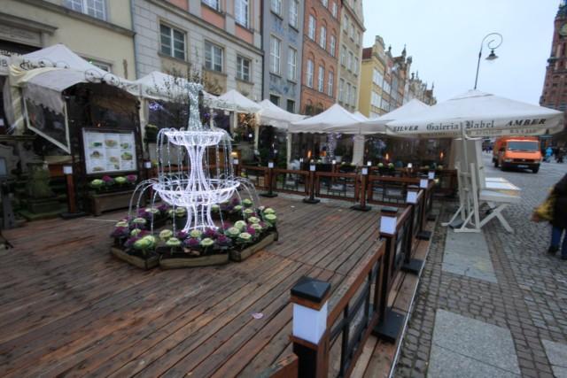 Nielegalny ogródek Gdańsk