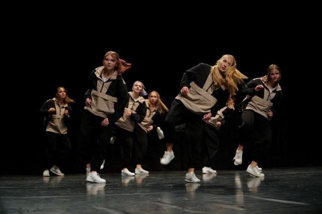 Suwalskie Studio Tańca Dotyk prowadzi nabór.
