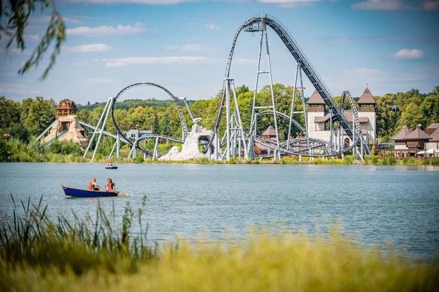 Legendia 21 maja rozpoczyna sezon 2021. W ofercie parku jest prawie 40 atrakcji