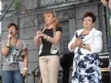 Anna Guzik zainaugurowała Jarmark Charytatywny na Mariackiej w Katowicach [ZDJĘCIA, WIDEO]