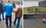 Kradzież rozbójnicza w zabrzańskiej Biedronce. Zaatakował ochroniarza