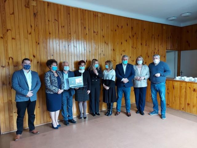 Rada społeczna szpitala w Skierniewicach w nowym składzie już działa - odbyły się pierwsze posiedzenia