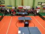 Tenis Stołowy w Żywcu. XIII Międzynarodowy Integracyjny Turniej Tenisa Stołowego [ZDJĘCIA]