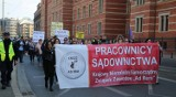 Pracownicy sądów będą w piątek protestować na ulicach Warszawy