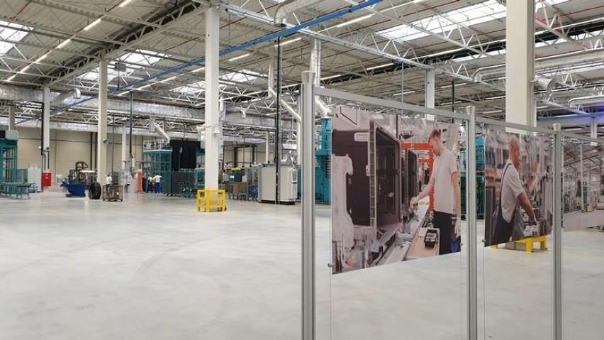 W drugim etapie pracę znajdzie dwieście osób w Fabryce...