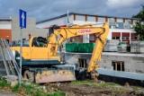 Szczawno-Zdrój: Duże zmiany na budowie Zespołu Szkolno-Przedszkolnego (ZDJĘCIA)