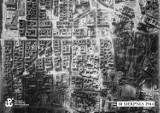 """Unikalne super-dokładne zdjęcia lotnicze Warszawy z 1944 roku. Tuż przed Godziną """"W"""", w czasie walk i przed wejściem Rosjan"""