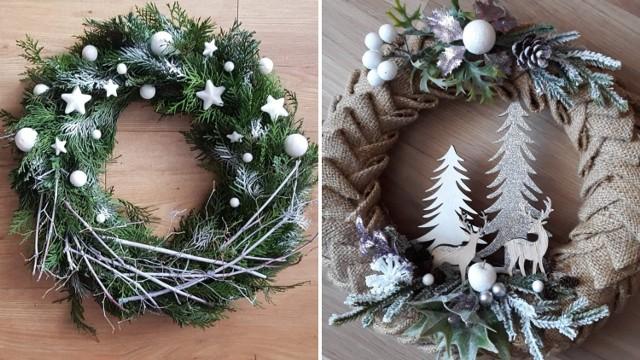 Karolina od kilku lat tworzy wspaniałe ozdoby świąteczne i nie tylko.