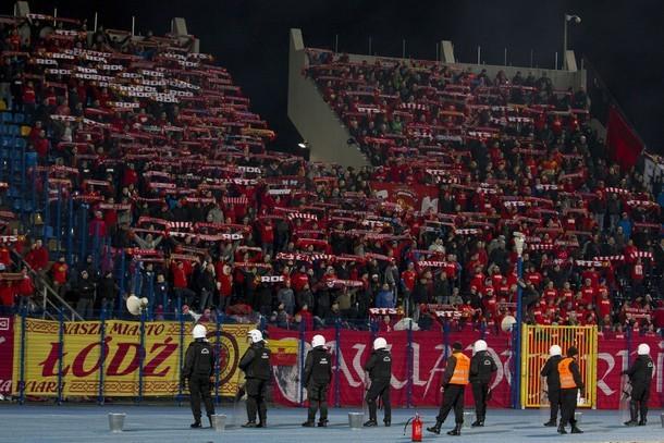 Stadion Zawiszy zamknięty na jeden mecz!