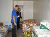 W zbiórce Śląskiego Banku Żywności rudzianie oddali 2,4 tony jedzenia!