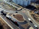 Budowa ronda na ulicy Podmiejskiej w Kaliszu. Uwaga na utrudnienia w ruchu