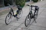Elektryczne rowery dla urzędników na Ursynowie. Jednoślady ułatwią pracownikom ''wykonywanie obowiązków służbowych'' [ZDJĘCIA]