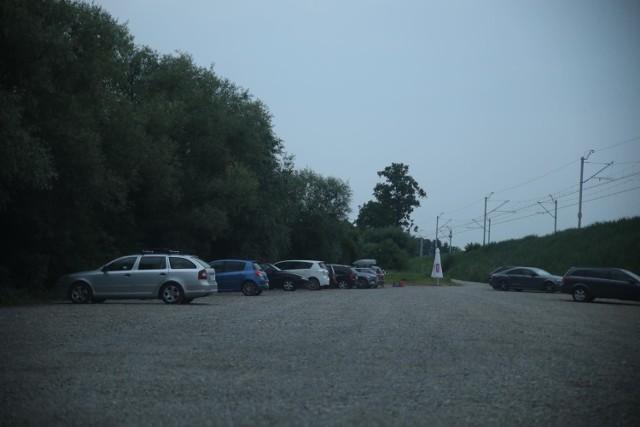 Tak wygląda płatny parking