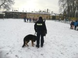 Policjanci z Komendy Powiatowej Policji w Kościerzynie spotkali się z uczniami Szkoły Podstawowej nr 1 w Kościerzynie