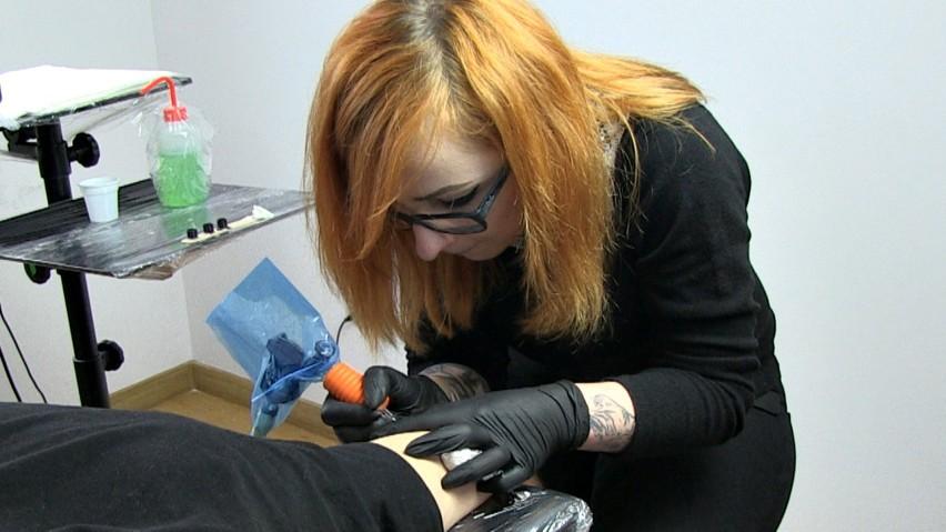 Nowy Look Na Tapetę Bierze Tatuaże Zielona Góra Nasze Miasto