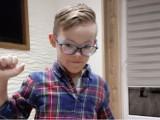 Pomóżmy spełnić marzenie Szymonka. Chłopiec z Jutrosina marzy o własnym laptopie