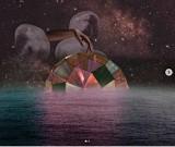 Nów Księżyca w Rybach (13.03.2021). Mija rok, od kiedy żyjemy w cieniu pandemii. W trakcie tego nowiu może przyjść nowy pomysł na siebie