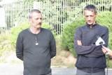 Ojciec zastrzelonego przez policjanta Adama Cz. protestuje przeciw przemocy