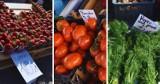 Ceny z pomorskich targowisk. Ile kosztują truskawki, pomidory, ogórki, nowalijki