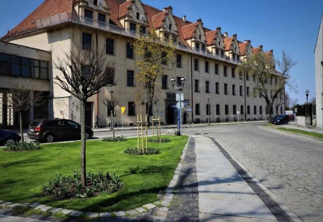 Muzeum Kresów ma powstać w budynku dawnego Gimnazjum Piastowskiego w Brzegu.
