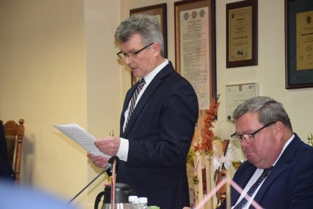 Zdzisław Gamański obawia się o przyszłość szpitali, głównie chełmińskiego: - Emeryci nie mogą ratować życia ludzkiego