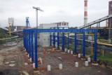 Trwa budowa elektrociepłowni w Radlinie. To inwestycja JSW za ponad 300 mln zł. Zobaczcie zdjęcia