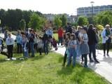Tłumy na rodzinnym pikniku w Parku Jana Pawła II [zdjęcia]