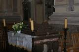 Podziemia pod kościołem klasztornym ojców bernardynów w Warcie - ZDJĘCIA