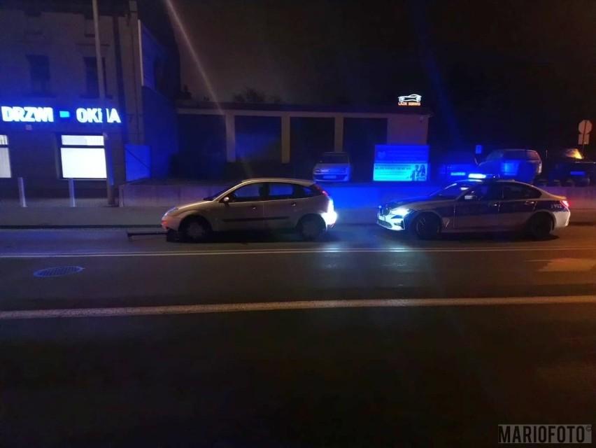 Wypadek na ul. Budowlanych w Opolu