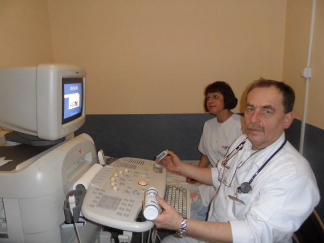Nowoczesny kardiomonitor do dar od WOŚP dla jaworznickiego szpitala