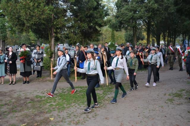 Uroczystości 80. rocznicy rozstrzelań mieszkańców Ziemi Kościańskiej