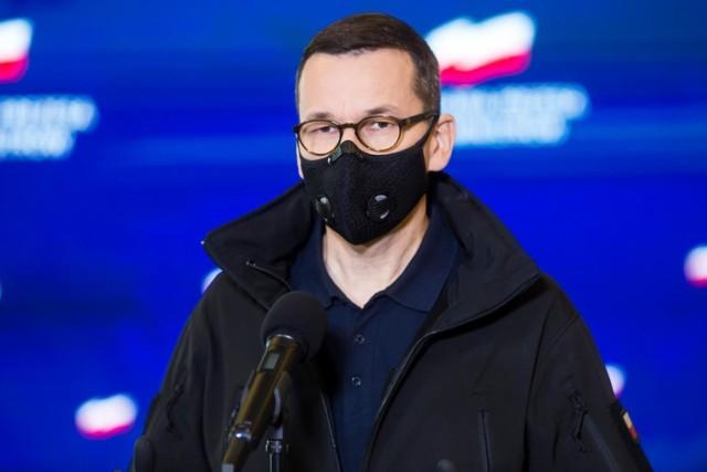 Premier Mateusz Morawiecki w środę 4 listopada ogłosił kolejne obostrzenia w walce z koronawirusem