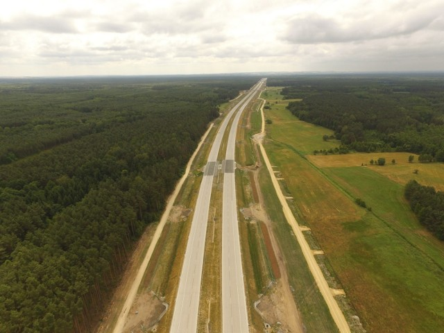 Autostrada A1, odcinek Pyrzowice - Woźniki