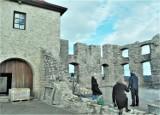 Zamek w Rabsztynie bez barier, będzie dostępny dla osób niepełnosprawnych. Znikną bariery, pojawią się udogodnienia