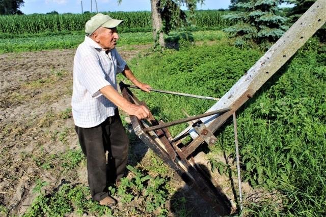 Gmina Łęczyca ma siedem dni na montaż kolejnego słupa. Bociany będą mogły stworzyć sobie nowe gniazdo