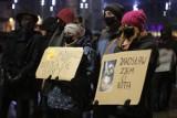 Strajk Kobiet w Katowicach. Uczestnicy manifestacji domagają się prawa wyboru. Zobacz ZDJĘCIA