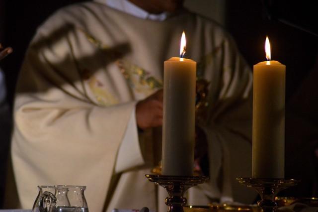 Podczas niedzielnego nabożeństwa w kościele 5 lipca znajdowała się osoba z infekcją COVID-19
