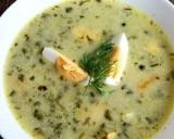 Zupa szczawiowa ze świeżego szczawiu. Zajrzyj do ogrodu i przygotuj pyszny obiad