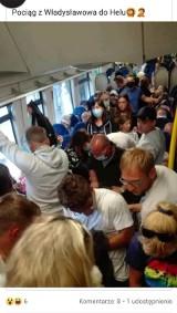 Koronawirus kontra pasażerowie pociągu relacji Gdynia-Hel: (nie) pierwsze starcie, czyli jak stworzyć idealne warunki dla epidemii COVID-19