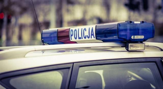 38-letni kierowca został zatrzymany po dwugodzinnej obławie