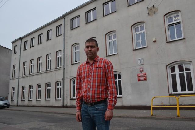 Jarosław Dwulit chce utworzyć drugi oddział swojego przedszkola w budynku LO