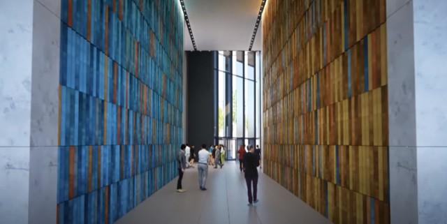 Varso Tower. W warszawskim drapaczu chmur powstaną dwie ogromne ściany pokryte mozaiką