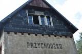 """Gmina Zbąszyń. Na szlaku dawnej """"MIĘDZYCHÓDKI"""". Budynek stacyjny w Przychodzku i jego otoczenie  [Zdjęcia - 19.07.2021]"""