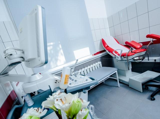 Poradnia ginekologiczno-położnicza w szpitalu wojewódzkim w Tychach