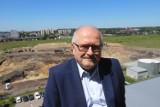 Były prezydent Katowic Piotr Uszok koordynuje projekt Nowy Wełnowiec. Dziś to prezes spółki Eko Bryza