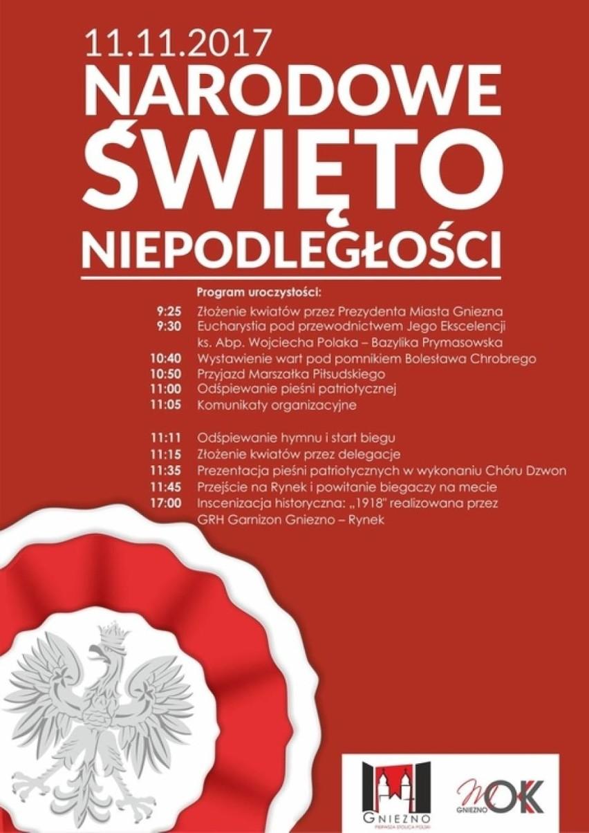 Obchody 99. rocznicy odzyskania niepodległości przez Polskę...